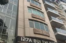 Bán nhà- Bùi Thị Xuân - Hai Bà Trưng-KINH DOANH, CĂN HỘ CHO THUÊ-141m2, 11 tầng, rộng 7m, 70.5 tỷ.