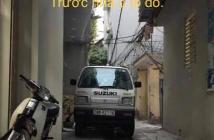 Tôi cần bán nhà ngõ 169 Hoàng Mai, Hà Nội, DT 30m2x5T, ô tô đỗ cửa.