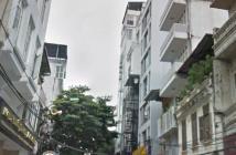 Bán Tòa nhà Văn Phòng, Mặt phố Bùi Thị Xuân, DT160m2, 9 tầng, MT8, kinh doanh khủng, 71,5 tỷ.