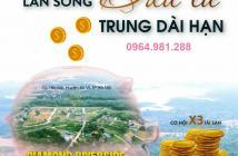 Khu TĐC Đồng Doi - View suối - 2 Mặt Tiền - Giá chỉ từ 13.5Tr/m2.
