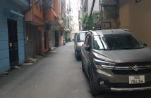 Bán nhà 115m2 rộng 6.5m ô to tránh phân lô 381 Nguyên Khang Yên Hòa Cầu Giấy.