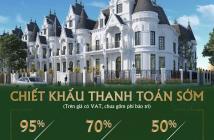 Mở bán Biệt thự, Shop House The Jade Orchid Phạm Văn Đồng – Vimefulland, cơ hội trúng xe sang