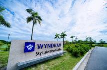 Bán BIỆT THỰ Wyndham Sky Lake Resort & Villas Nằm trong top 3 sân golf đẹp nhất Miền Bắc
