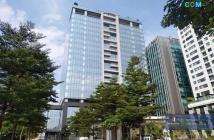 Bán khách sạn 3 sao mặt phố lô góc gần Trần Thái Tông 323m2 8T, MT30m giá đâu tư