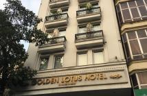 Khách sạn Phố Huế, P. Hàng Bài, Hoàn Kiếm 375m2, 10 tầng, MT 10m